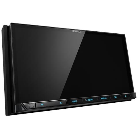 """KENWOOD Sintolettore Multimediale DNX8170DABS con Monitor 7"""""""