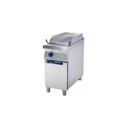 Griglia Pietra Lavica Gas Barbecue Grill Cm 40x90x85 Rs1263