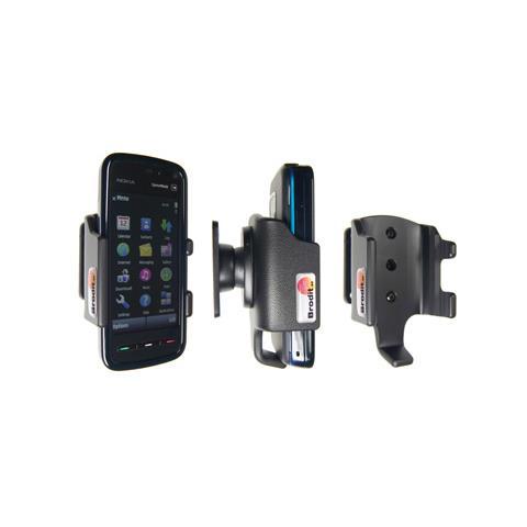 Brodit 875288 Passive holder Nero supporto per personal communication