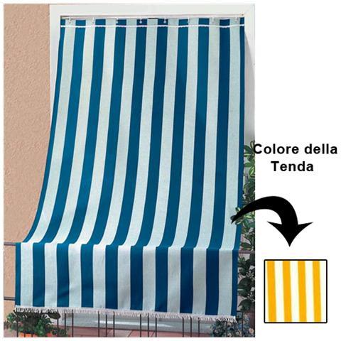 Tenda da sole per portoni e balconi in cotone cm 140x300