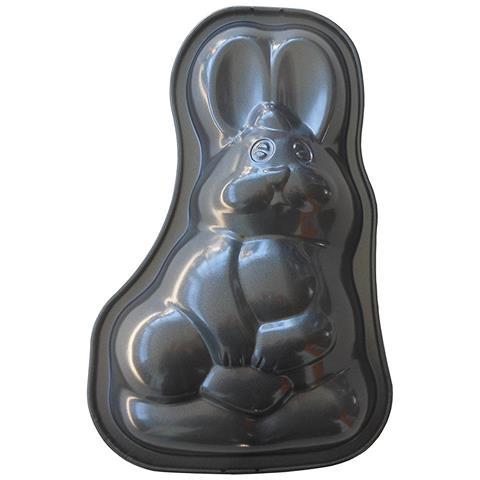 Stampo Antiaderente Coniglio Di Pasqua, Dimensioni 280x54 Mm