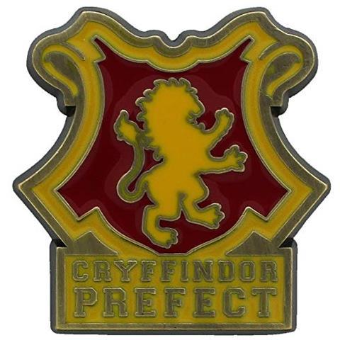 Lobcede.be Terminal Pin Distintivo Dello Smalto - Harry Potter (grifondoro Prefetto) Merchandising
