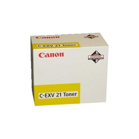 Image of 0455B002AA Toner Originale Giallo per iRC2380i Capacit
