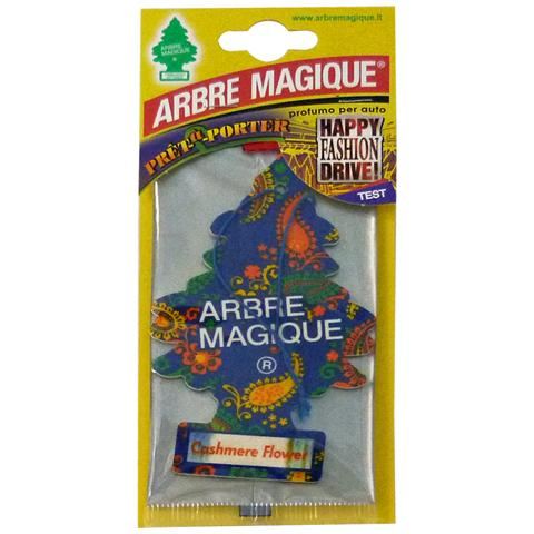 Arbre Magique Deodorante Cashmere Flower - Articoli Per Auto