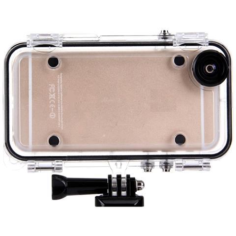 NetworkShop Cover Custodia Case Sport Impermeabile Subacquea Per Iphone 6 E 6s