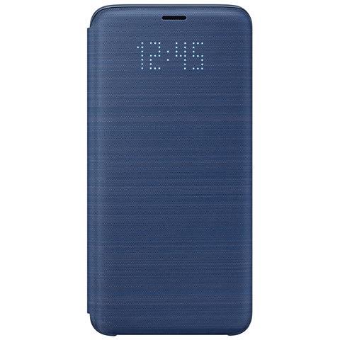SAMSUNG Led View Cover per Galaxy S9 colore Blu