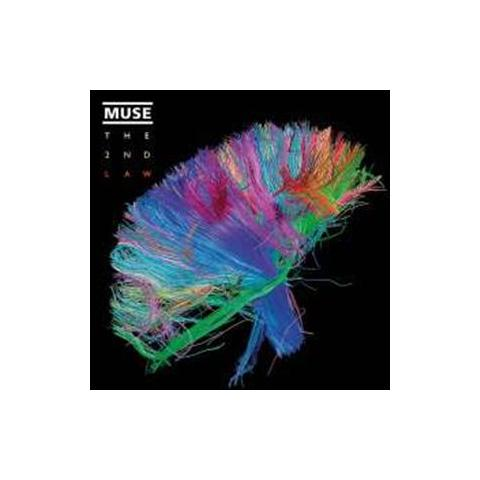 WARNER BROS Cd Muse - The 2nd Law (+dvd)