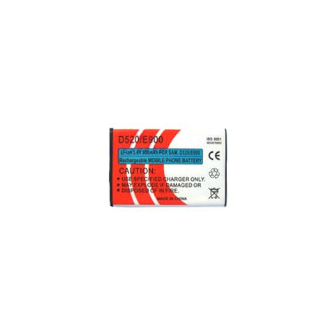 Samsung Batteria Samsung X150 / p910 / e250 Int. li-ion 900 Mah