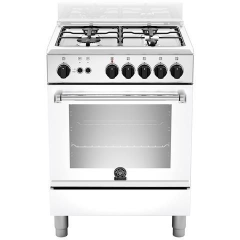Bertazzoni la germania cucina a gas amn604gevswe serie americana 4 fuochi a gas forno a gas - Eprice cucine a gas ...