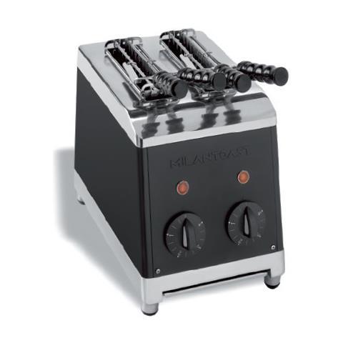 Tostiera Tostapane Tostafette Albergo Nero 1300 Watt Rs2086