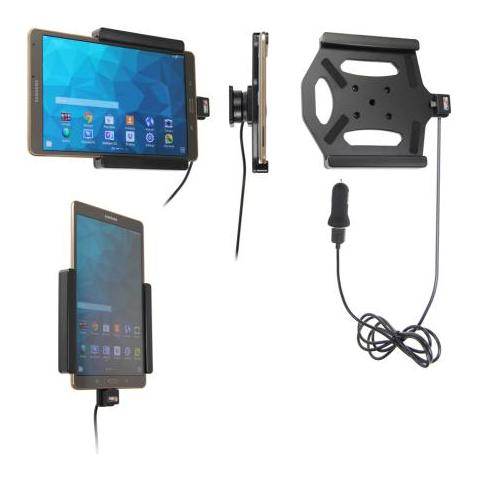 BRODIT 521652 Auto Active holder Grigio supporto per personal communication