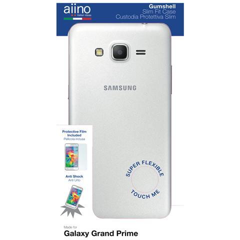 AIINO Custodia Gumshell per Samsung Galaxy Grand Prime - Clear