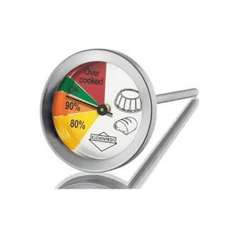 Kuchenprofi Termometro Patissier Speciale Per Tutti I Tipi Di Prodotti Da Forno In Acciaio Inox Kuchenprofi