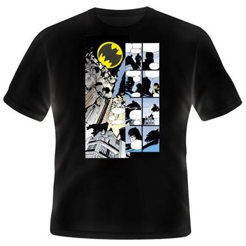 2BNERD Batman - Miller Comics Symbol (Unisex Tg. L)
