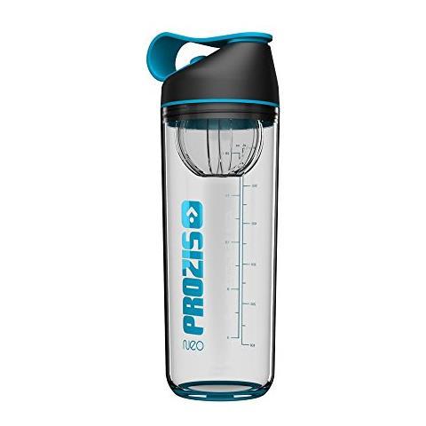 Neo Mixer Bottle 2.0 - Crystal Blue Bolt-