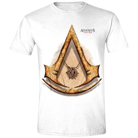 IMPORT Assassin's Creed Movie - Gold Icon (T-Shirt Unisex Tg. S)