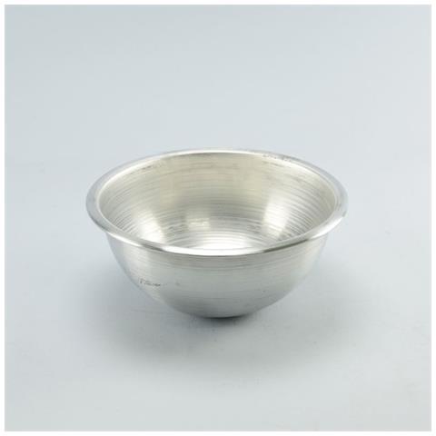 Forma Parrozzo Semisfera Alluminio 16cm