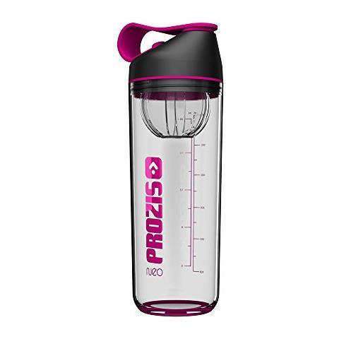 Neo Mixer Bottle 2.0 - Crystal French Fuchsia-