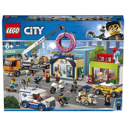 LEGO 60233 City Inaugurazione Della Ciambelleria