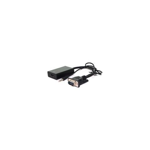VALUE 12.99.3117, VGA / 3.5mm, HDMI, Maschio / femmina, Nero