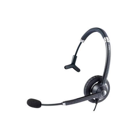 JABRA Cuffie Jabra UC Voice 750 CavoMono - Over-the-head - Supra-aural - 6 Hz - 6,80 kHz - USB - Cancellazione del rumore
