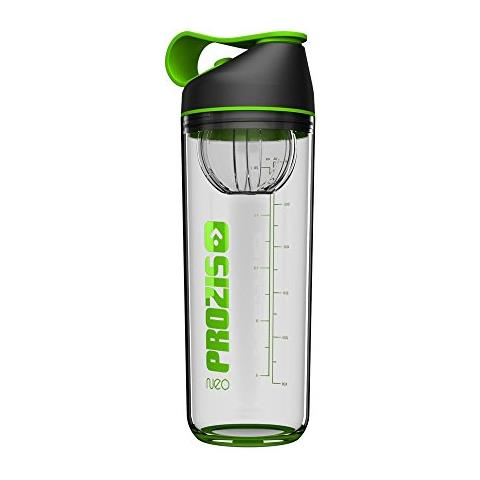 Neo Mixer Bottle 2.0 - Crystal Electric Lime-