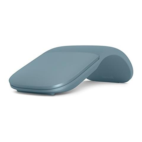 Image of Surface Arc Mouse Bluetooth BlueTrack 1000DPI Ambidestro Blu mouse