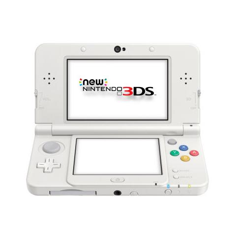 Image of Console New 3DS Bianco