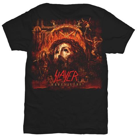 ROCK OFF Slayer - Repentless Black (T-Shirt Unisex Tg. XL)