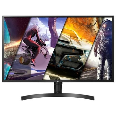 Image of Monitor Gaming 32'' 32UK550 4K Ultra HD HDR, 3840x2160, 4ms, Speaker Integrati 10 W, Radeon FreeSync, Multitasking, Display Port, HDMI, Regolabile in Altezza