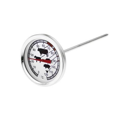 Termometro da arrosto analogico lucido
