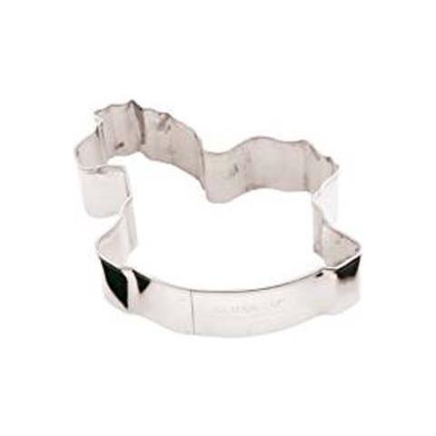 Tagliapasta cavallo a dondolo acciaio inox