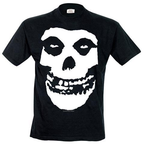 CID Misfits - Skull (T-Shirt Unisex Tg. S)
