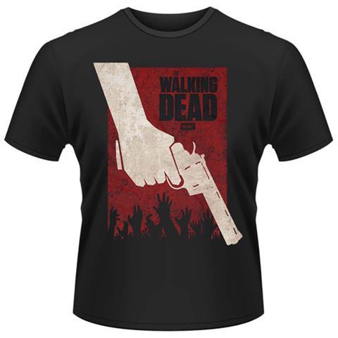 PLASTIC HEAD Walking Dead - Revolver (T-Shirt Unisex Tg. S)
