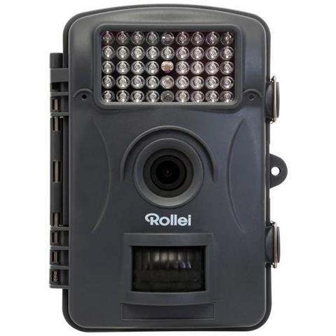 Wk10 Camera Outdoor 5 Mpixel Registrazione Rumori Nero