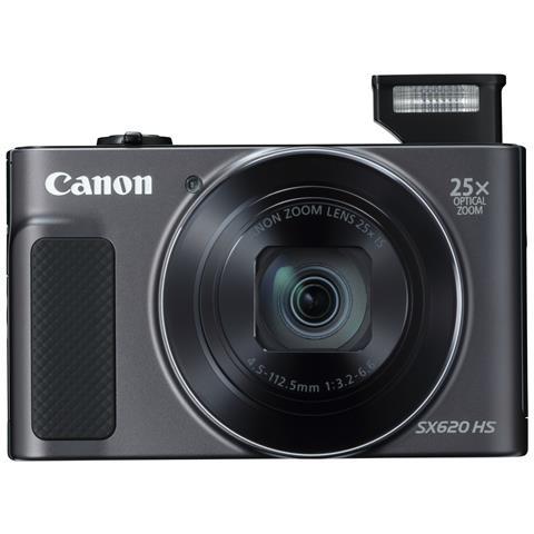 Fotocamera Digitale Compatta PowerShot SX620 HS 20,2 Mpx Sensore CMOS Zoom Ottico 25x Full...