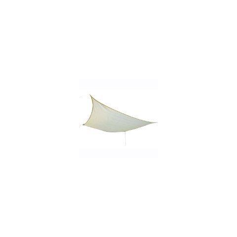 Tenda parasole rettangolare Colore bianco Dimensione 3x4m