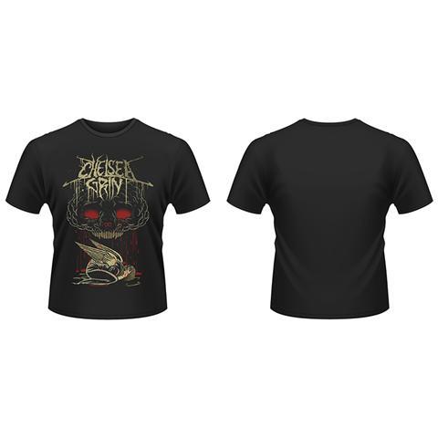 PHM Chelsea Grin - Blood Brain (T-Shirt Unisex Tg. S)
