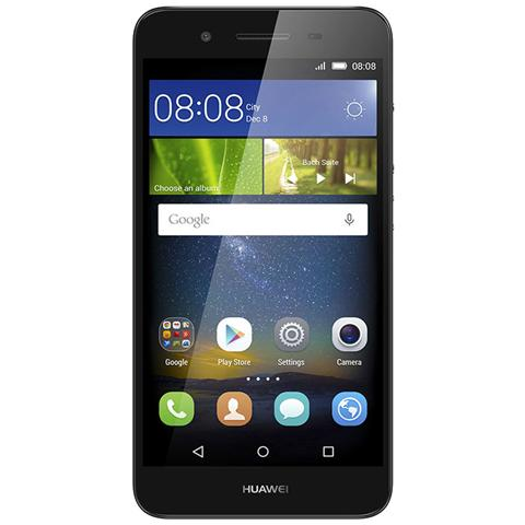 "HUAWEI P8 Lite Smart Grigio 16 GB 4G/LTE Display 5"" HD Slot Micro SD Fotocamera 13 Mpx Android Tim Italia"