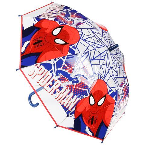 MOIA Ombrello Trasparente Spiderman