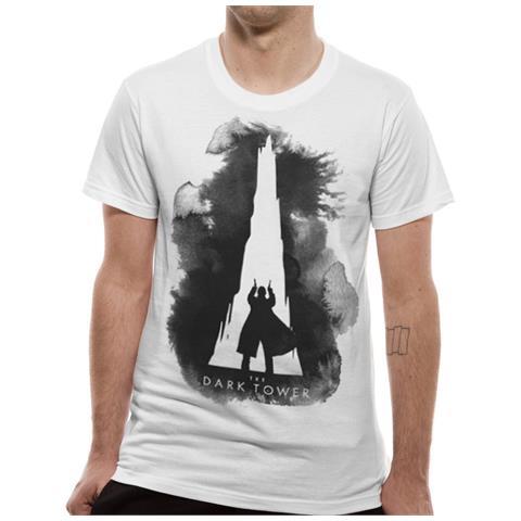 CID Dark Tower - Tower (T-Shirt Unisex Tg. M)