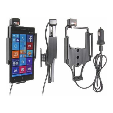 BRODIT 521702 Auto Active holder Grigio supporto per personal communication