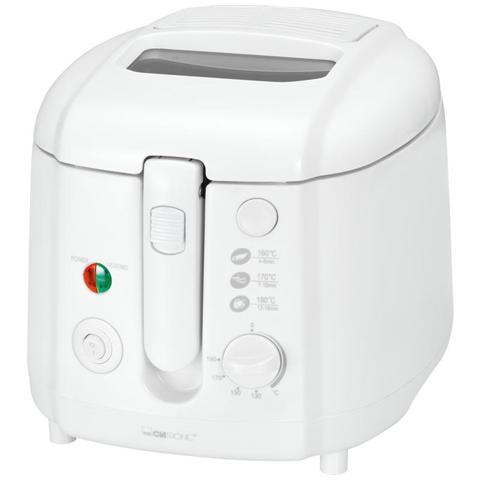 FR 3390 Friggitrice Capacità 2 Litri Potenza 1800 Watt Colore Nero