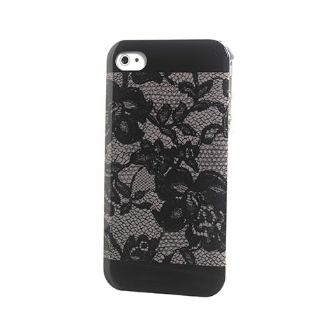 CELLY glamme cover laces taupe ip4/4s