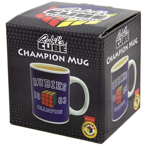 Rubiks - Rubik's Cube Champion (Tazza)