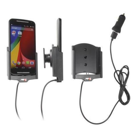 BRODIT 521710 Auto Active holder Grigio supporto per personal communication