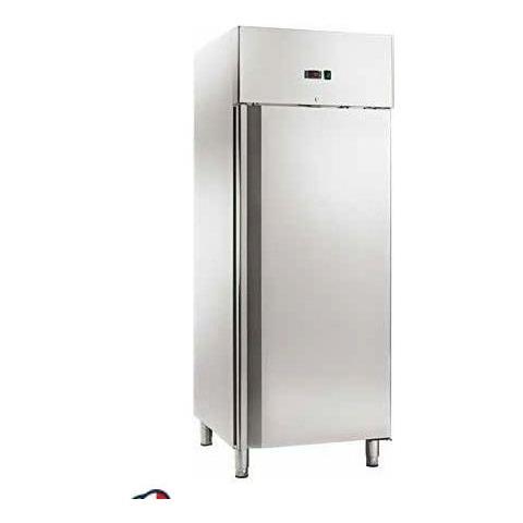 Armadio Refrigerato Ventilato Gn2/1 Acciaio Inox -2 / +8°c