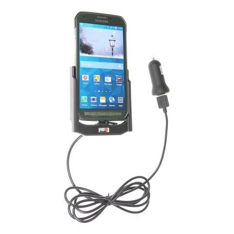 BRODIT 521711 Auto Active holder Grigio supporto per personal communication