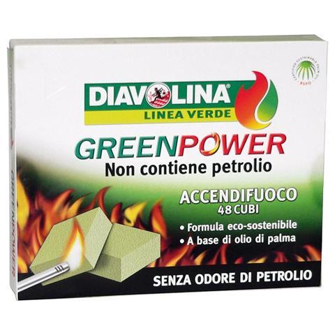 Eco Green Power Accendifuoco