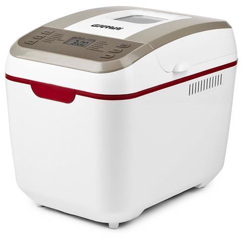 G10107 Il Fornaio Macchina del Pane Capacità 0.9 kg Potenza 610 Watt Colore Bianco